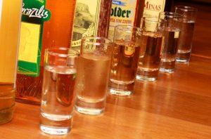 Fotografia para menu de bebidas